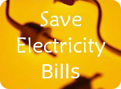 Save Electricity Bills